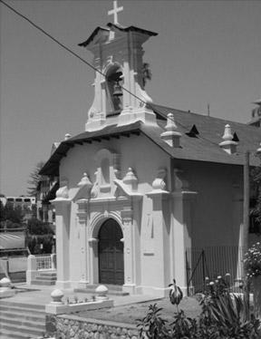 Patrimonial Iglesia de Papudo