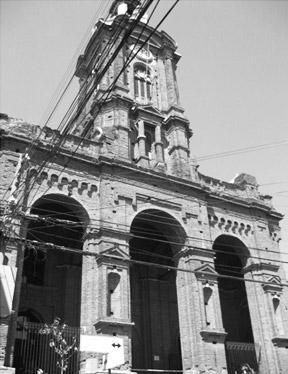 Patrimonial Iglesia San Francisco