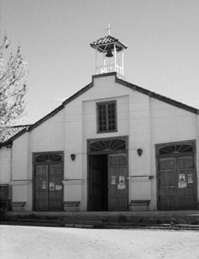 Patrimonial Parroquia San Luis de Gonzaga